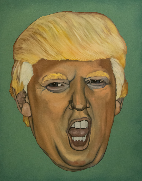 Faces of Trump #2